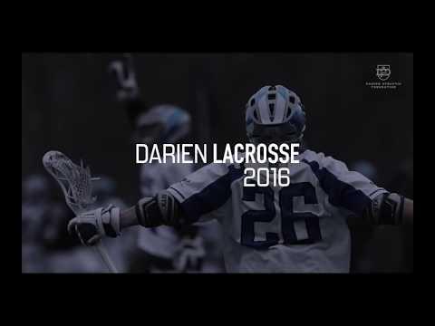 Darien Lacrosse Warm Up Tape 2016