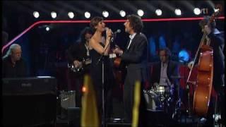 Sissel Kyrkjebo & Odd Nordstoga   Upp Gläd Er Alla Live Skavlan 2009