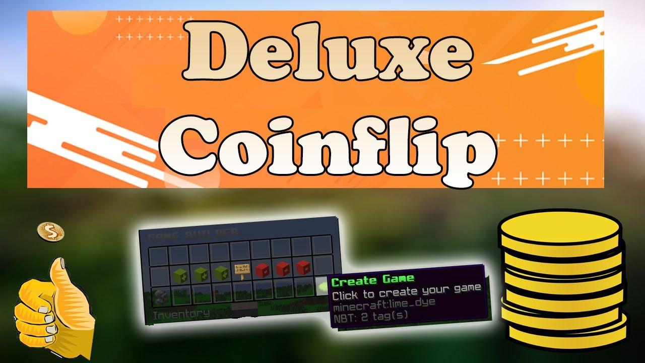 minecraft coin flip plugin