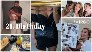 Vlog: 21. Geburtstag + What I got for my Birthday 🤍 -Adorable Caro