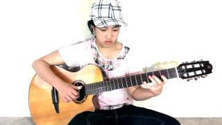 Virginia Nguyen - Love You and Love Me Fingerstyle