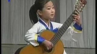 [гитара] 《꼭맞네》 {Музыка КНДР}