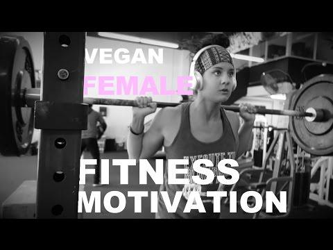 Vegan | Female Fitness Motivation