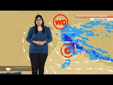 Weather Forecast for February 20: Snow in Jammu Kashmir and HP, rain in Punjab, Haryana, Delhi