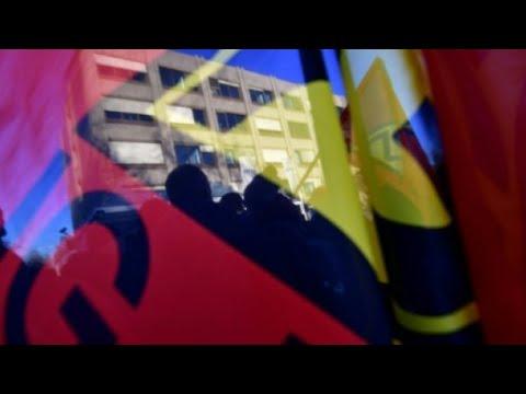 ألمانيا: إضراب لعمال الصناعات المعدنية اعتراضا على ساعات العمل  - 11:22-2018 / 1 / 9