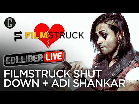 Adi Shankar in Studio + Why Was FilmStruck Shut Down? - Collider Live #30