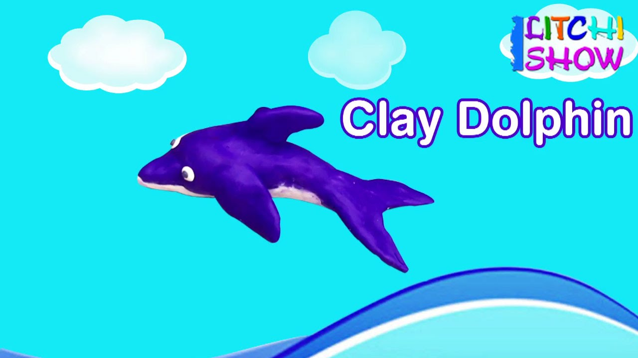 play doh dolphin play doh animal activities play doh for kids