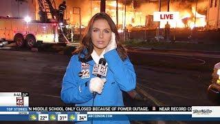 Clancy Burke Reporter Reel | November 2017
