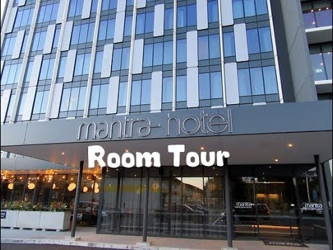 Mantra Hotel At Sydney Airport - Room Tour