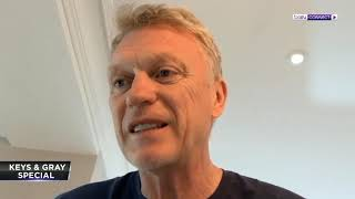 David Moyes Exclusive - Keys & Gray Show | Episode 16