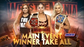 WWE WrestleMania 35 Official and Full Match Card