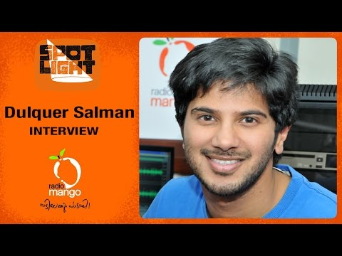 Spotlight with Dulquer Salmaan PART 1