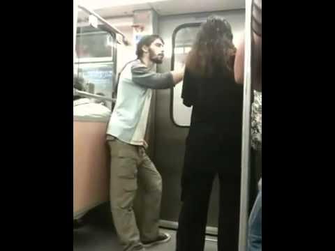 Πρεζόνι στο μετρό