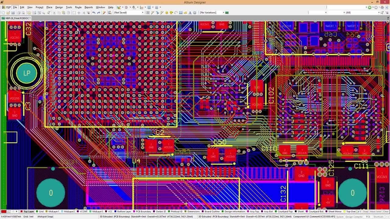 Altium Designer 17 Feature View: Draftsman Enhancements on