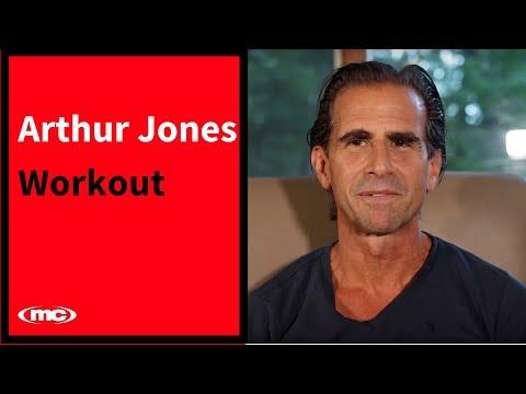 Arthur Jones Workout