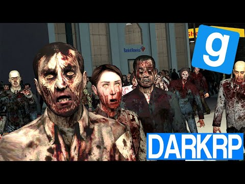 L'INVASION ZOMBIE ! - Garry's Mod DarkRP