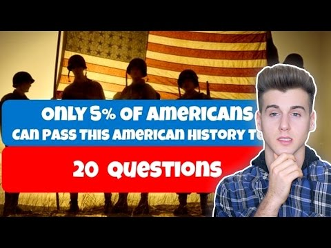 Only 5% Of Americans Can Pass This Test!