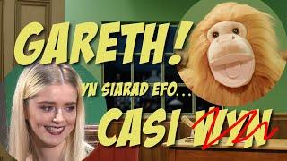 Gareth! a Casi