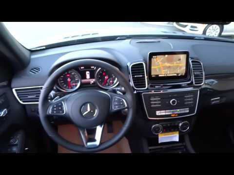 2017 Mercedes-Benz GLS Pleasanton, Walnut Creek, Fremont, San Jose, Livermore, CA 17-0666