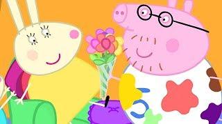 Peppa Pig en Espanol Episodios SRA. RABBIT Pepa la cerdita