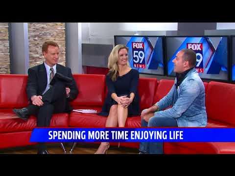 NIK HALIK INTERVIEW - INDIANAPOLIS FOX59 TV