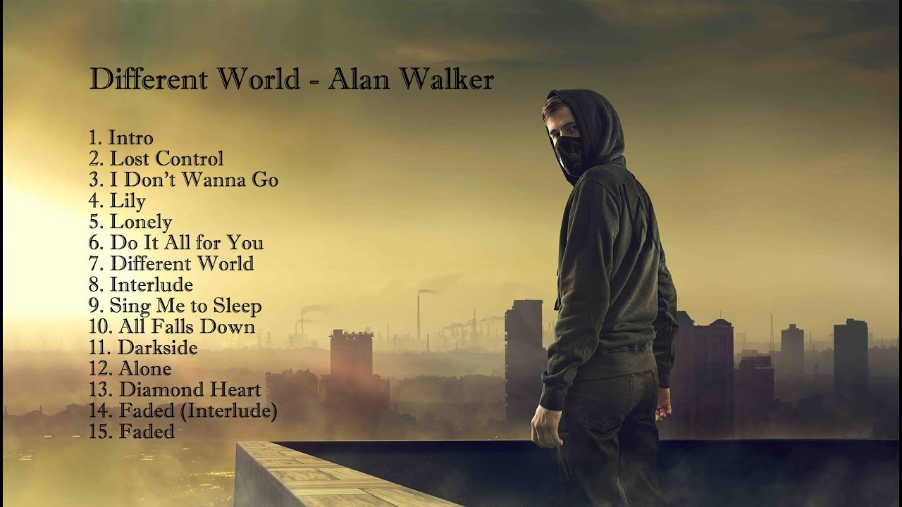 Alan Walker Songs Download | Best of Alan Walker Hit Songs