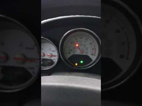 Safety Light Flashing While Driving ~ Caliber SRT-4