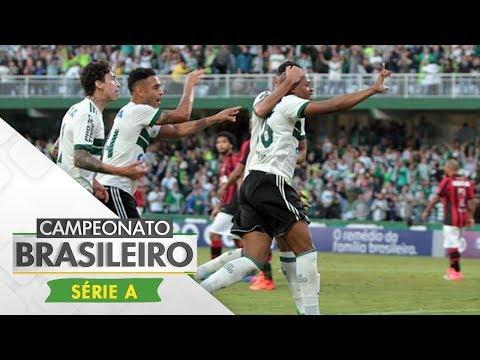 Melhores Momentos - Coritiba 1 x 0 Atlético-PR - Campeonato Brasileiro (03/06/2017)