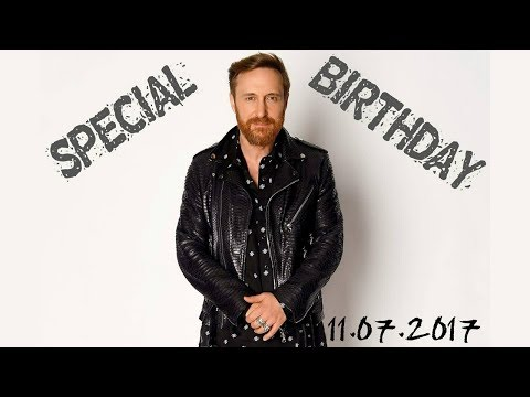 NATION GUETTA | SPECIAL BIRTHDAY PROJECT 2017 (WITH GUESTS)