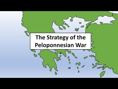The Strategy of the Peloponnesian War