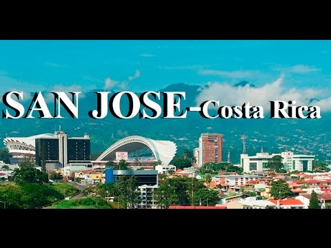 Costa Rica/San Jose (The capital of Costa Rica)  Part 1