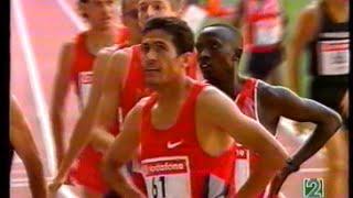 Ali Saidi Vs Isaac Songok 1500m - Meeting Sevilla 2003