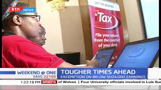 Tougher times ahead: Kenyans to return to the pre-Covid-19 tax regime in January 2021