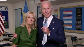 video: Dr Jill Biden: meet Joe Biden's wife and rock behind his election campaign