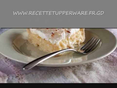 recettes tupperware recettes cuisine youtube. Black Bedroom Furniture Sets. Home Design Ideas