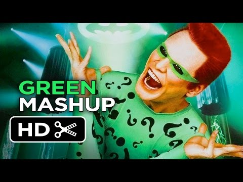 The Ultimate Green Movie Mashup (2015) HD
