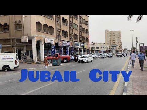 A DAY IN THE CITY   JUBAIL, SAUDI ARABIA   Yul Eleazar