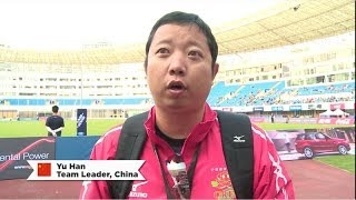 APWS |  Yu Han, China Team Leader