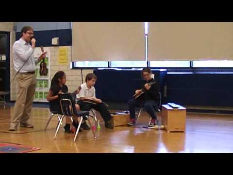 George Nicely Music and Arts Program