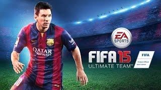 FIFA15 - Ultimate Team #1 - Esses Negros Maravilhosos