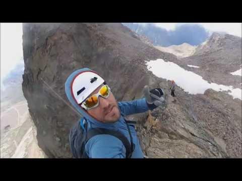 Klettersteig Bälmeten : Klettersteig jegihorn youtube