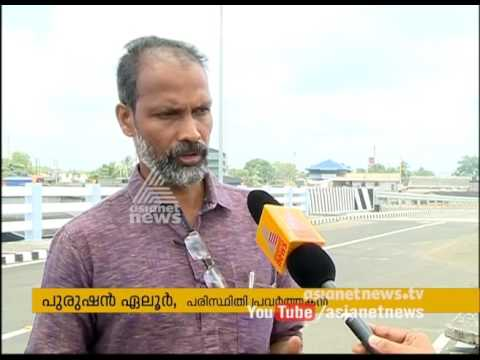 Wastes dumping into Periyar River; Pollution Control Board started investigation