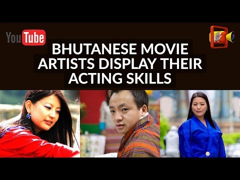 Bhutanese Movie Actress & Actor || Acting Skills displayed || New York || HD