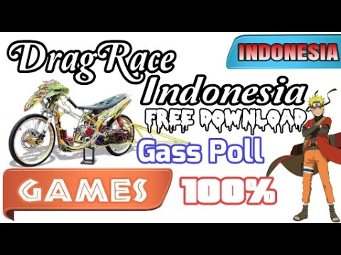 download game drag racing indonesia mod apk offline