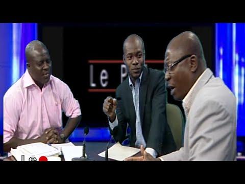Le Point: Idelphonse Akpaki et Michel Tchadja débattent sur les marches pouvoir/opposition