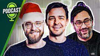 Sektion Weihnachtsverbot: Gaming-Spezial und viel heiße Luft!