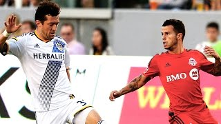 HIGHLIGHTS: LA Galaxy vs. Toronto FC | July 4, 2015