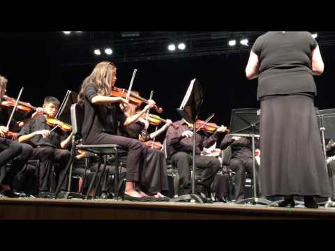 2016 Mesa View Middle School Spring Concert