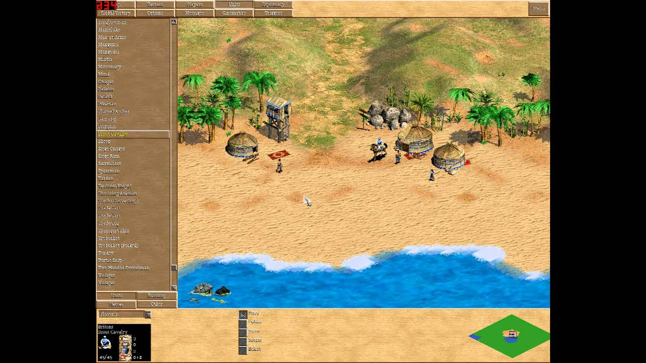 Onager (PC-Linux-MAC) cheat codes