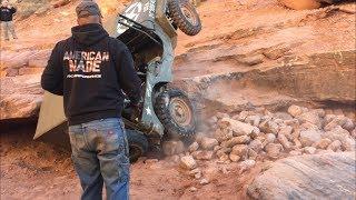 BAM BAM on Son of Rock Pile (un-cut) - Pritchett Canyon Moab